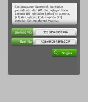 İlaç Takip Sistemi Ekran Görüntüleri - 2