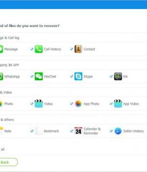 iMyfone D-Back Ekran Görüntüleri - 6