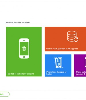 iMyfone D-Back Ekran Görüntüleri - 5