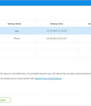 iMyfone D-Back Ekran Görüntüleri - 3