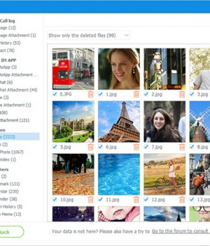 iMyfone D-Back Ekran Görüntüleri - 1