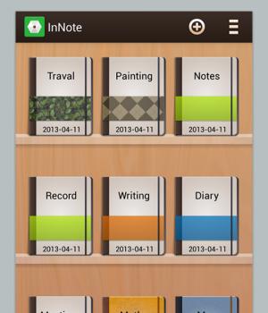 InNote Ekran Görüntüleri - 3