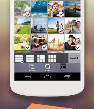 Instaframe Photo Collage Maker Ekran Görüntüleri - 2