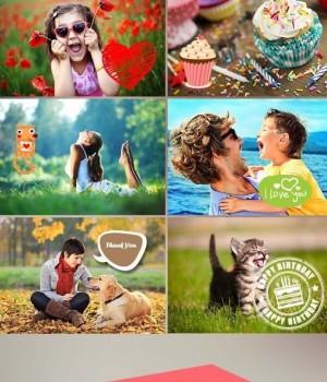 Instaframe Photo Collage Maker Ekran Görüntüleri - 1
