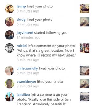 Instagram BETA Ekran Görüntüleri - 1
