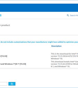 Intel Driver Update Utility Ekran Görüntüleri - 1