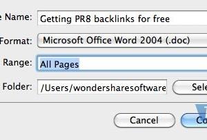 iSkysoft PDF Editor for Mac Ekran Görüntüleri - 2