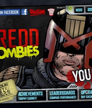 Judge Dredd vs. Zombies Ekran Görüntüleri - 3