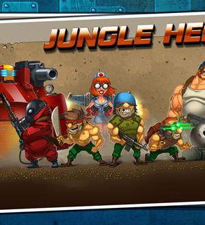 Jungle Heat Ekran Görüntüleri - 5