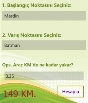 Kaç Kilometre Ekran Görüntüleri - 2