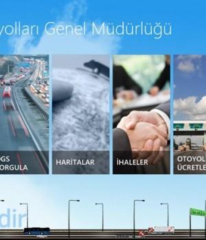 Karayolları Genel Müdürlüğü Ekran Görüntüleri - 1