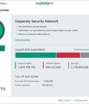 Kaspersky Anti-Virus Ekran Görüntüleri - 2