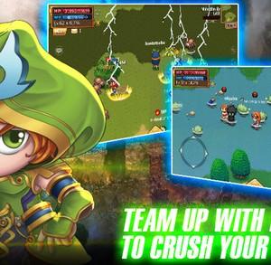 Knight And Magic Ekran Görüntüleri - 2
