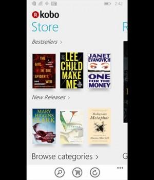 Kobo Ekran Görüntüleri - 1