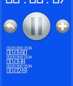 Kronometre Ekran Görüntüleri - 5
