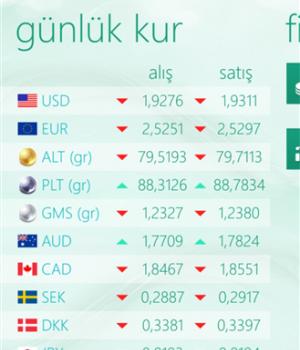 Kuveyt Türk Mobil Şube Ekran Görüntüleri - 2