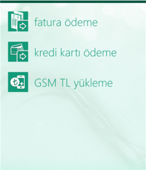 Kuveyt Türk Mobil Şube Ekran Görüntüleri - 1