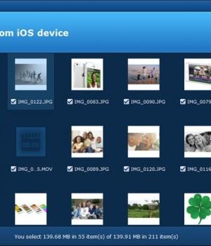 Leawo iOS Data Recovery Ekran Görüntüleri - 1