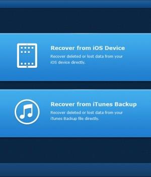 Leawo iOS Data Recovery Ekran Görüntüleri - 2