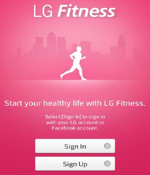 LG Fitness Ekran Görüntüleri - 3