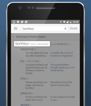 Linguee Ekran Görüntüleri - 2
