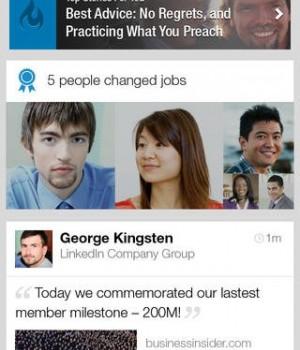 LinkedIn Ekran Görüntüleri - 2