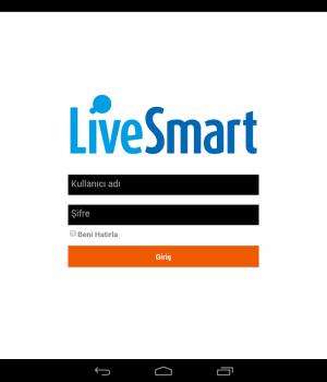 LiveSmart Ekran Görüntüleri - 3