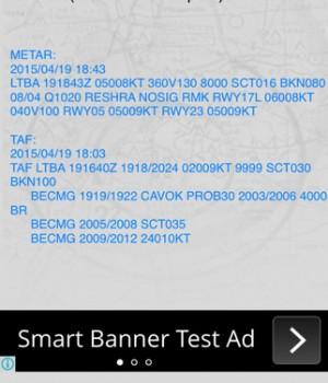 LTBA IST Live ATC Ekran Görüntüleri - 1