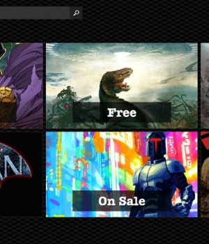Madefire Comics & Motion Books Ekran Görüntüleri - 5