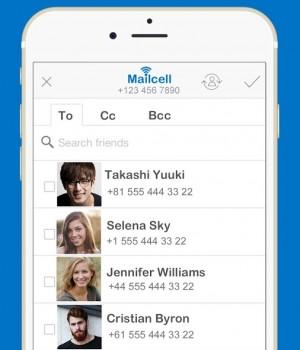 Mailcell Ekran Görüntüleri - 3