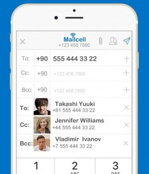 Mailcell Ekran Görüntüleri - 5