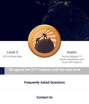 Mapswipe Ekran Görüntüleri - 1