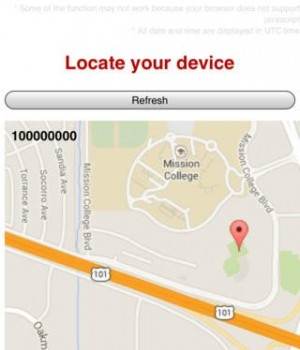 McAfee Security Ekran Görüntüleri - 1
