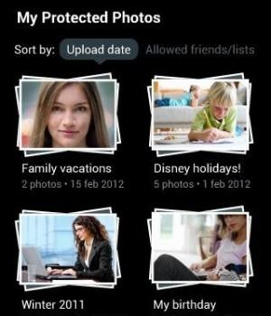 McAfee Social Protection Beta Ekran Görüntüleri - 1