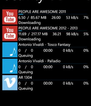 Media Downloader Ekran Görüntüleri - 2
