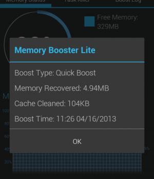 Memory Booster Ekran Görüntüleri - 3