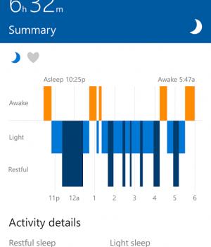 Microsoft Band Ekran Görüntüleri - 2