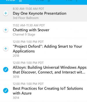 Microsoft Build Ekran Görüntüleri - 3