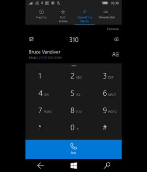 Microsoft Phone Ekran Görüntüleri - 4