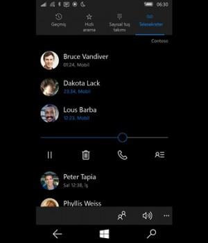 Microsoft Phone Ekran Görüntüleri - 2
