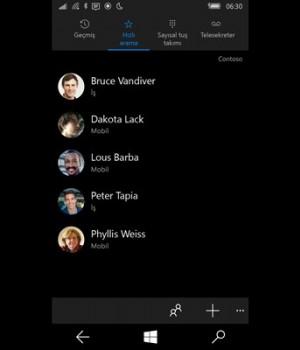 Microsoft Phone Ekran Görüntüleri - 3
