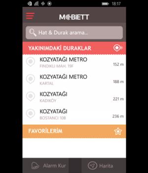 Mobiett Ekran Görüntüleri - 2