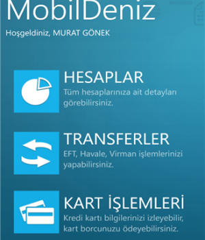 MobilDeniz Ekran Görüntüleri - 4
