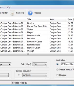 MP3 Quality Modifier Ekran Görüntüleri - 1