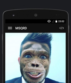 MSQRD Ekran Görüntüleri - 3