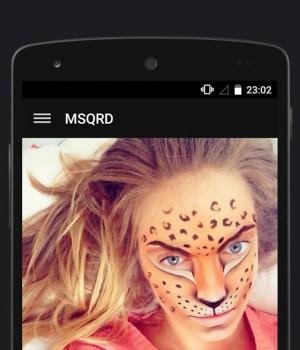 MSQRD Ekran Görüntüleri - 1