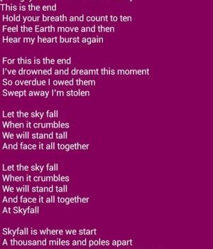Music Lyrics Finder Ekran Görüntüleri - 1