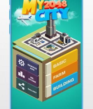 My 2048 City Ekran Görüntüleri - 1