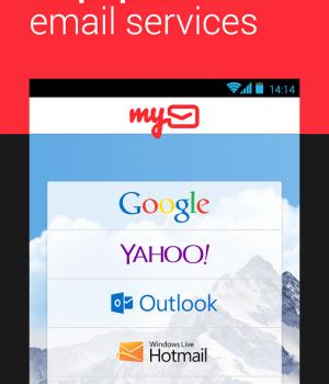 myMail Ekran Görüntüleri - 2