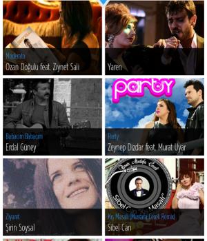 netd müzik Ekran Görüntüleri - 2